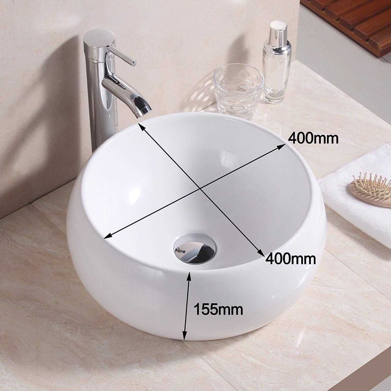 lavabo de cerámica