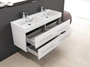 lavabo con mueble