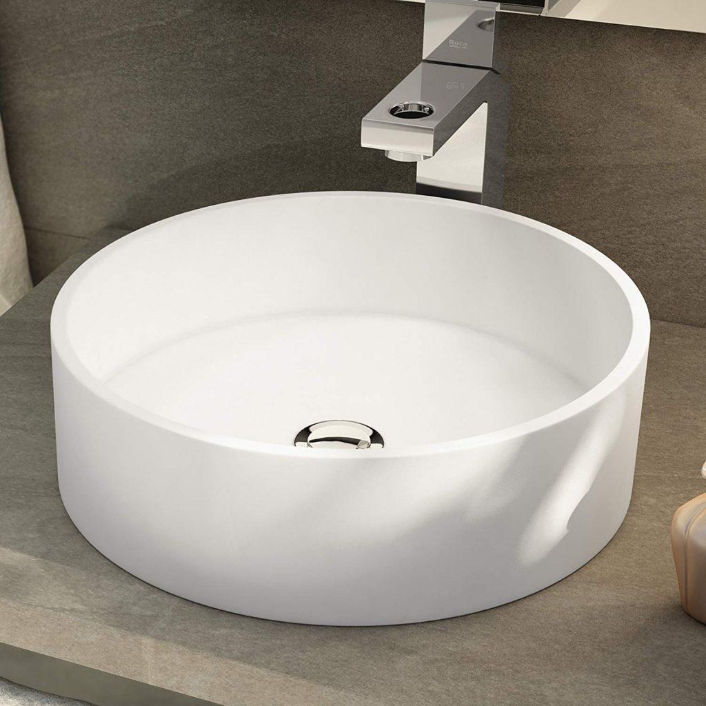 lavabo acrilico